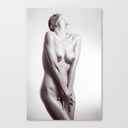 bodymusic Canvas Print