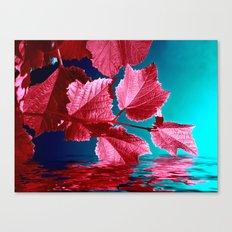 red wine IX Canvas Print