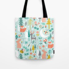 Forest Of Dreamers Tote Bag