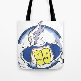 Beast Hockey Logo #99 Tote Bag