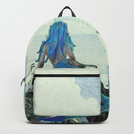 Beauty Mermaid Backpack