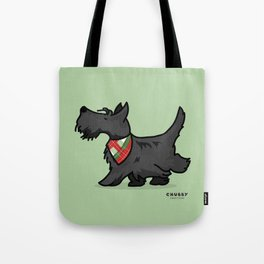 The Scottish Terrier Tote Bag