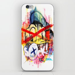 Ducking Hell iPhone Skin