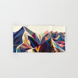 Mountains original Hand & Bath Towel