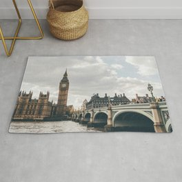 LONDON CITY BIG BEN XXII Rug