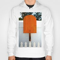 popsicle Hoodies featuring Popsicle  by Photaugraffiti