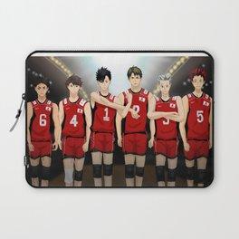 Haikyuu Dream Team Laptop Sleeve