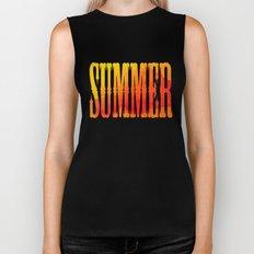 Summer Heat  Biker Tank