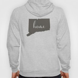 Connecticut is Home Hoody