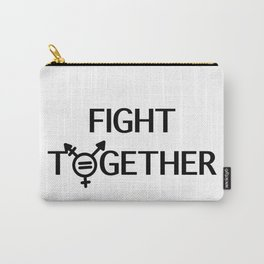 Fight Together Carry-All Pouch