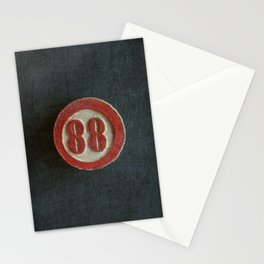 Eighty Eight Stationery Cards