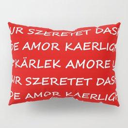 Love International Pillow Sham