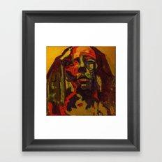 5uicide Framed Art Print