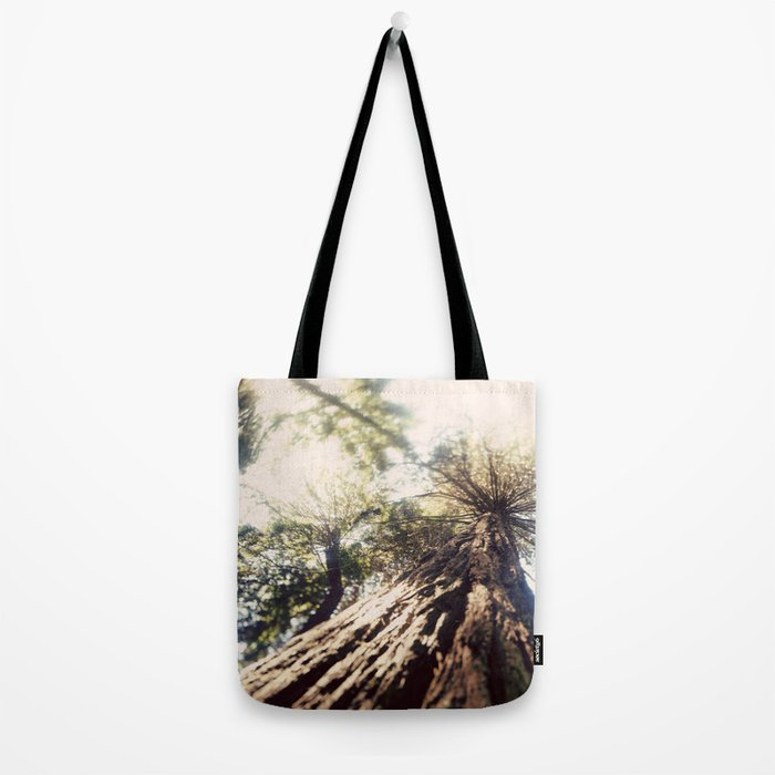 Too Tall Tree Tote Bag