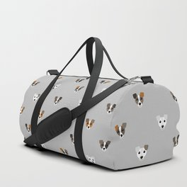 Jack Russell puppies Duffle Bag