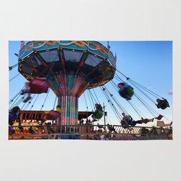 Fun at the County Fair Rug