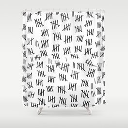 April 23rd (#2) Shower Curtain
