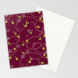 Cherry Delight Stationery Cards