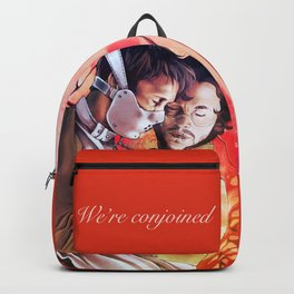 We are conjoined Backpack