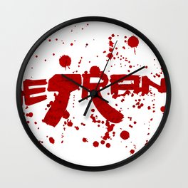 Metranca Wall Clock