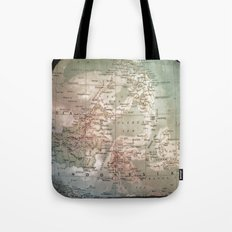 atlas - indo Tote Bag