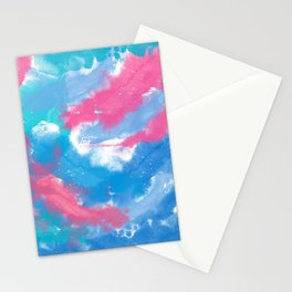Abstract XI Stationery Cards