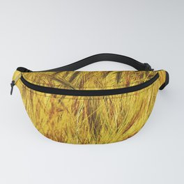 Wild Grass Burnished By The Sun Fanny Pack