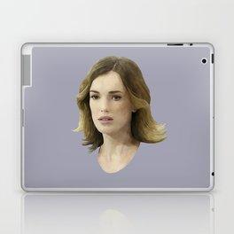 Jemma Simmons Laptop & iPad Skin