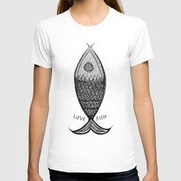 LoveFish T-shirt