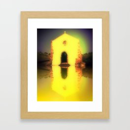 Chapel Framed Art Print