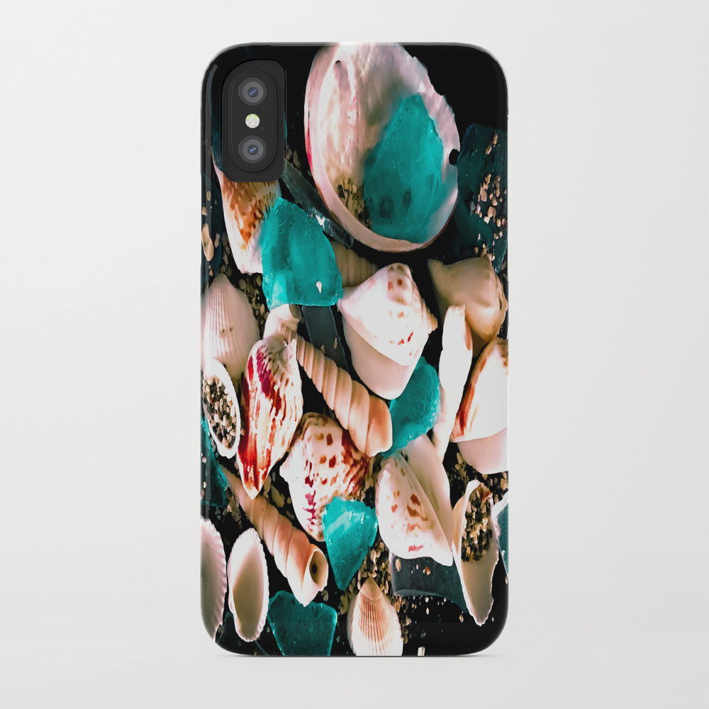 Glass Shell Phone Case by Brianwilliamclayton PCS8757281