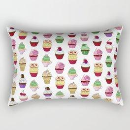 Cakespeare's Globe Rectangular Pillow