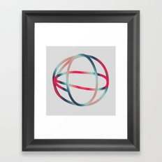 ROTATE Framed Art Print