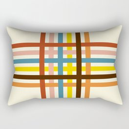 Classic Retro Cerastes Rectangular Pillow
