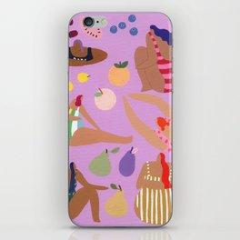 My Girls iPhone Skin