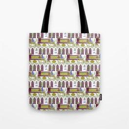 Jalsaah Tote Bag