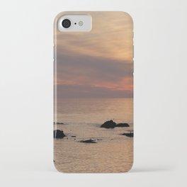 Ilfracombe sunset iPhone Case