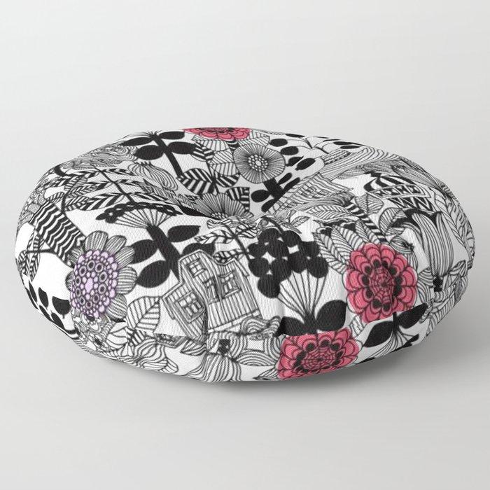 Marimekko Piece Floor Pillow