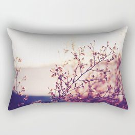 FIND BEAUTY IN EVERTHING Rectangular Pillow