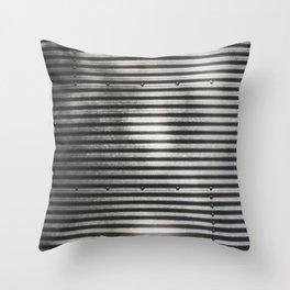 Grain Bin 4 Throw Pillow