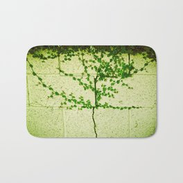 Ivy Wall Bath Mat