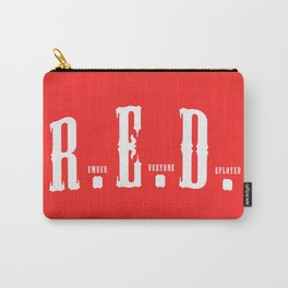 RED(R.E.D.) Carry-All Pouch