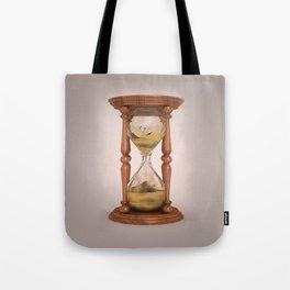 Hourglass Tote Bag