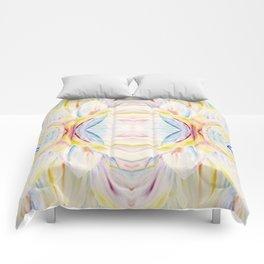 Opal Lotus Comforters