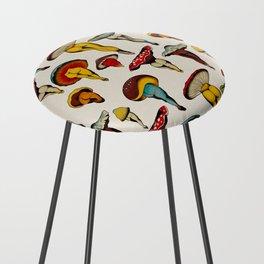 Sexy mushrooms Counter Stool