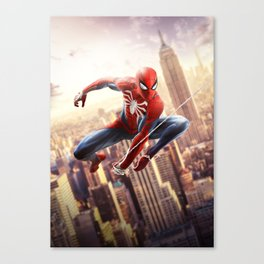 Spider-Man: Far From Home Canvas Print