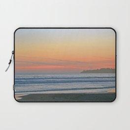 Sunset at Stinson Beach. Laptop Sleeve
