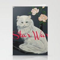 starwars Stationery Cards featuring Wilco - StarWars by NICEALB