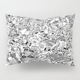 Imperial Tie Fights Pillow Sham