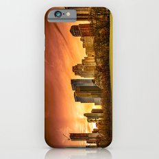 Sunset over Midtown Manhattan iPhone 6s Slim Case